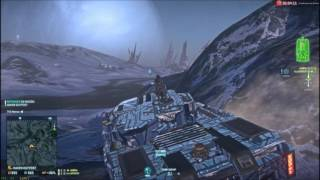 Vanguard sin regalar kill en toda la alerta en Esamir - Planetside 2