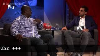 TEASER 451 Grad | Talk mit Serge Menga