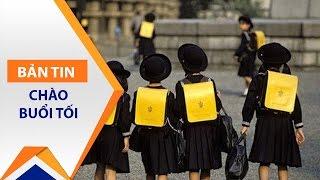 Trẻ em Nhật tự đến trường, có quá nguy hiểm?   VTC