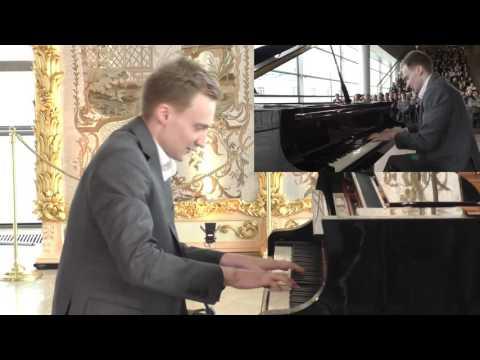 Николай Метнер Сказка op.20 №1 02.03.2016 Арсений Рубинов, фортепиано