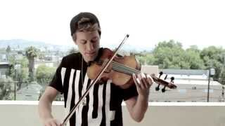 Clean Bandit - Rather Be (VIOLIN COVER) - Peter Lee Johnson