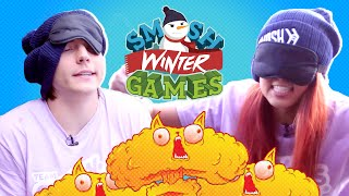 EXPLODING KITTENS MOUSETRAP GAUNTLET (Smosh Winter Games)