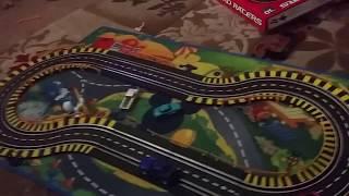 Road Reaches Car Thumbnail