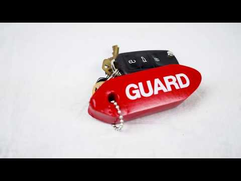 Rescue Tube Key Chains