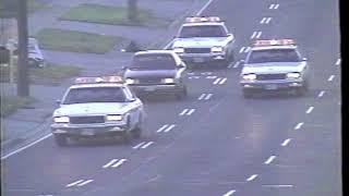 OPP Police Training - Vehicle Pursuit [Mark Dailey] (1990)