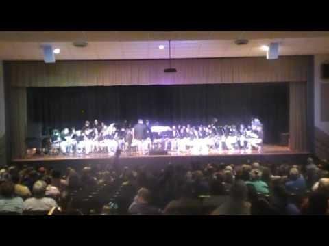 Scottsboro Junior High School Spring Concert 5-8-17