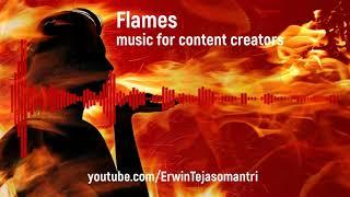 Flames | Dan Henig | YouTube Audio Library | Royalty Free Music