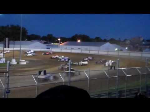 Sport Mod Amain @ Independence Motor Speedway 08/20/16