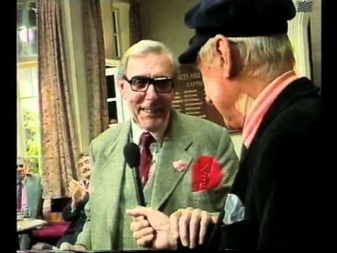 Spike Milligan and Eric Sykes