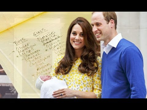 Why Kate Middleton royal baby name will be revealed TWO days after birth?
