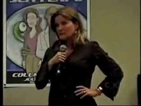 Kate Mulgrew, Vulkon Sci-Fi Convention 2007
