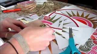 Diy Hostess Gifts: Cool Coasters