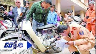 Chen chân sang tên đổi chủ xe máy   VTC