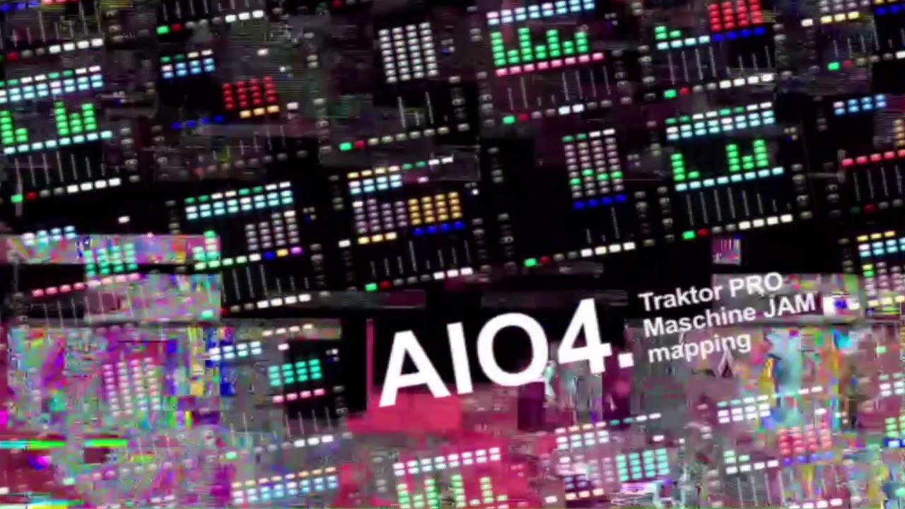 XONE K2 & TRAKTOR STEMS decks A,B,C,D mapping - PROMOTEUS