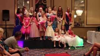 UK's Dazzling Beauty Grand Final 2013 - Organised by Queen Chioma Thumbnail