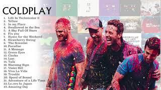 Coldplay 2021 - Melhores músicas do   Coldplay Coldplay Greatest Hits Playlist Álbum completo