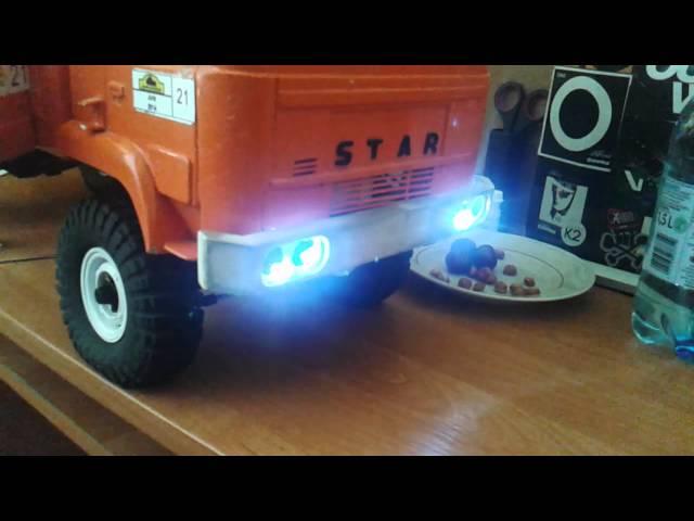 STAR 744 Led system