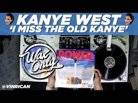 Discover Samples On Iconic Tracks From The Old Kanye West 'I Miss The Old Kanye' #WaxOnly