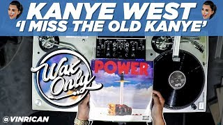 Discover Samples On Iconic Tracks From The Old Kanye West