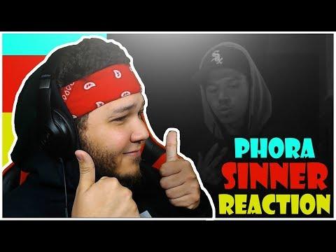 🔥👍 REACTION!! 👍🔥 Phora - Sinner [Official Music Video]