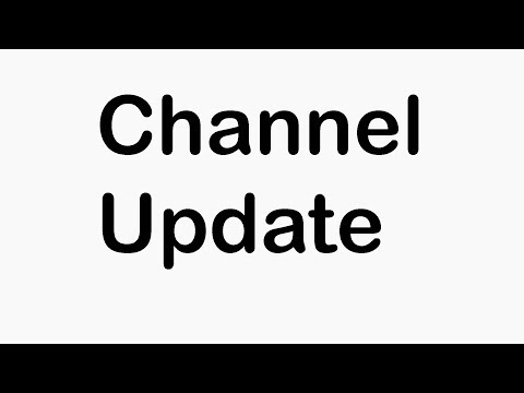 Quick Channel Update, Will I Ever Upload Gaming Videos On This Channel Ever Again?