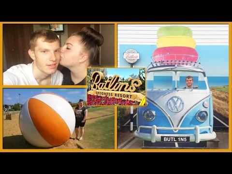 Butlins Resort Skegness Vlog July 2015 ►► Kayleigh & Adam◄◄