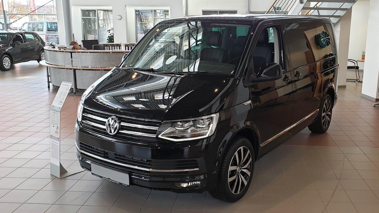 2019 VW Multivan GENERATION SIX 2,0 l TDI - YouTube