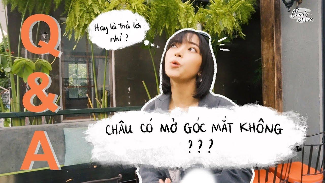 Q&A | PART 1: Bùi Thái Bảo Không Lòng Vòng Hỏi Là Trải Lòng