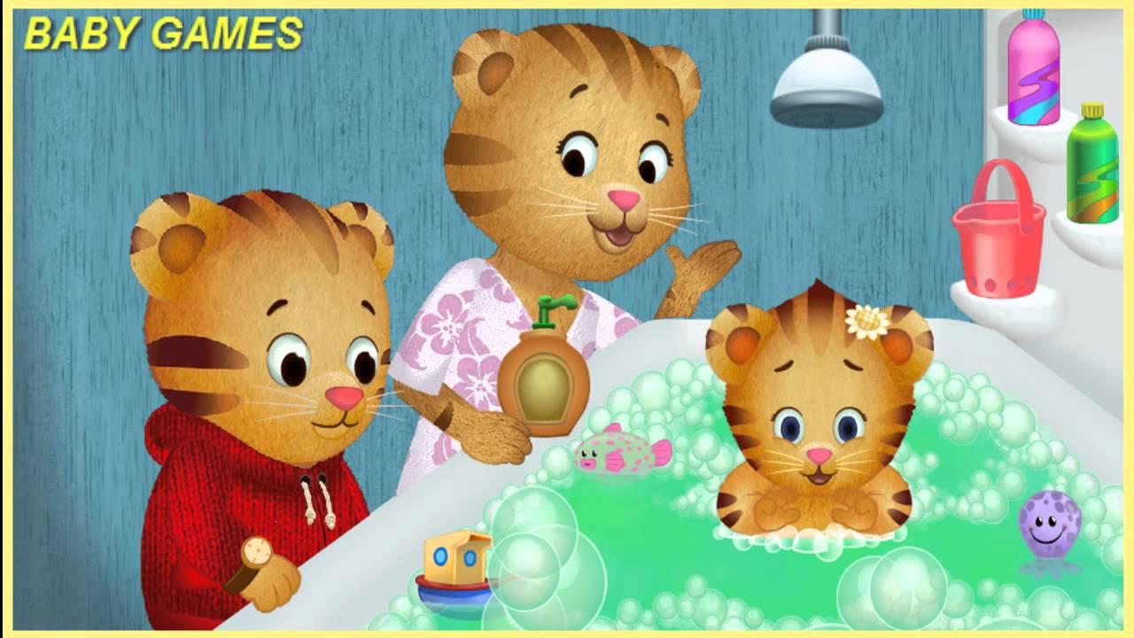 Daniel Tiger Baby Bath Full Episodes