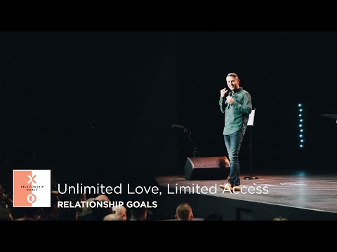 Unlimited Love, Limited Access