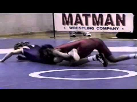 2000 Junior National Championships: 46 kg Audrey Carrasco vs. Shannon Birginshaw