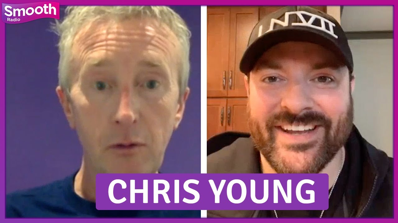 Chris Young interview: Country star teases new albums with 'guest tracks' | Smooth Country