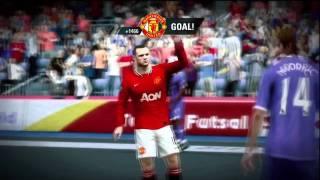 Fifa street 4 - Gameplay