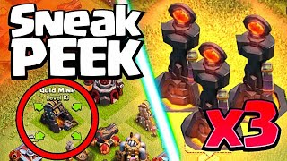 """New Inferno & Balance Changes """"Clash Of Clans"""" Halloween Update! (Hindi)"""