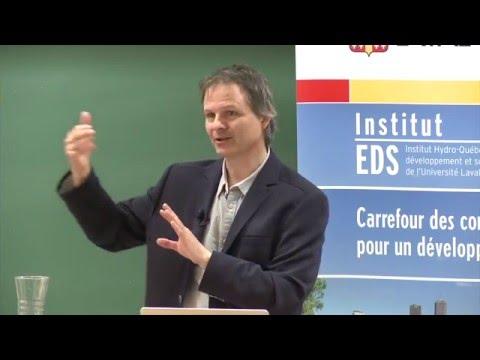 Dominique Berteaux - Les changements climatiques et la biodiversité du Québec