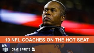 nfl coaches to be fired