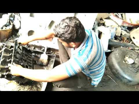 #Vista Tdi engine clean