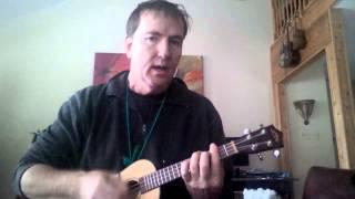 New York Telephone Conversation -Lou Reed ukulele cover