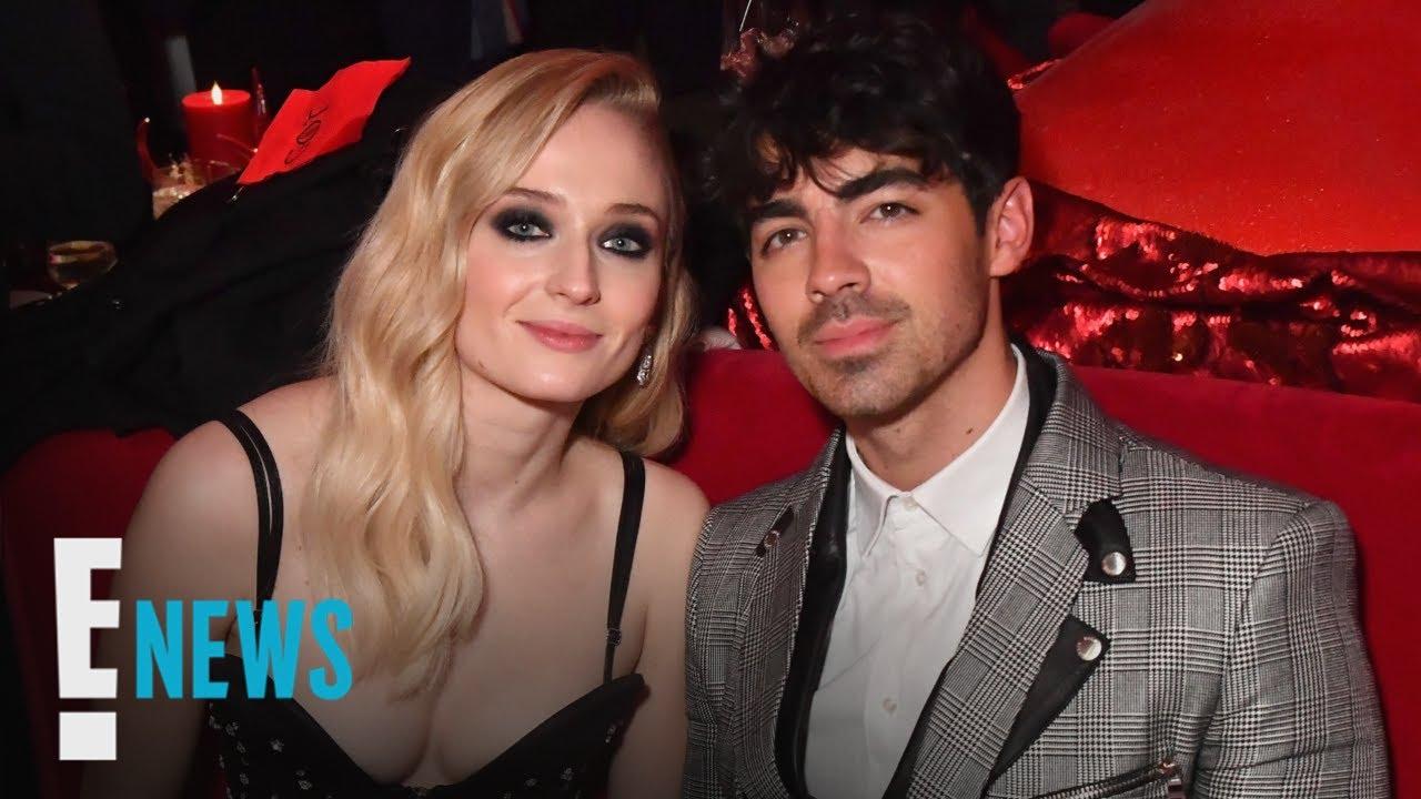 Why Joe Jonas & Sophie Turner Got Married In Vegas   E! News