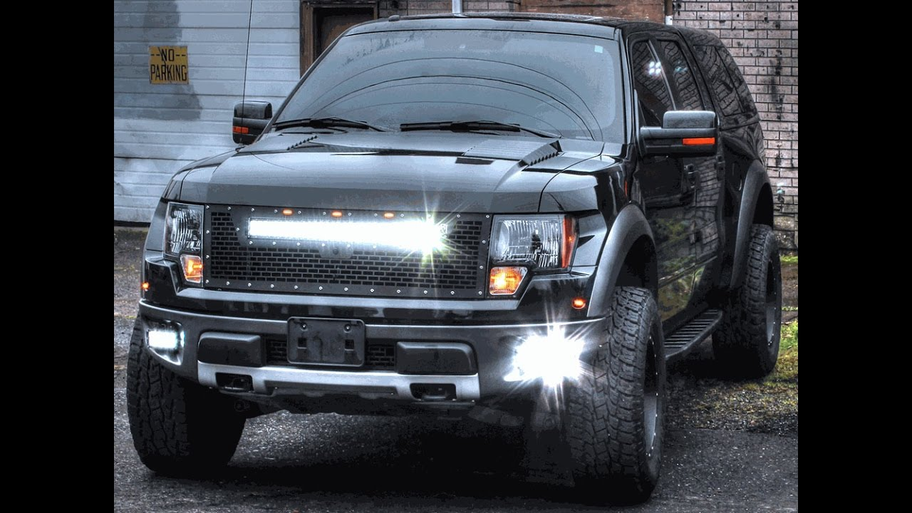 small resolution of install ijdmtoy led fog light kit for 2010 2014 ford f150 raptor