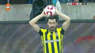 Beşiktaş: 0 - Fenerbahçe: 1 - atv