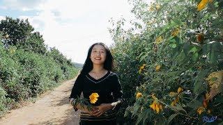 Cùng cô Gái Jrai Lên Đỉnh Núi Chư Đang Ya | Du Lịch Gia Lai |Hồng x RUPtv