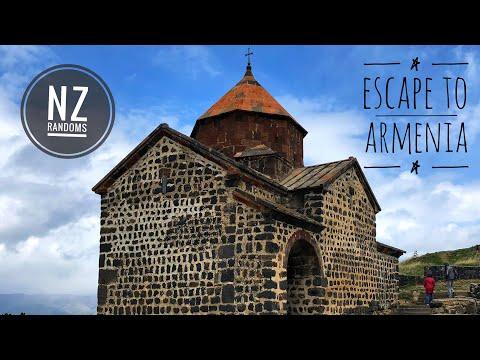 Escape to Armenia | 2018 | Travel Video