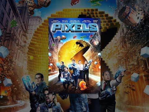 Pixels (Subtitulada)