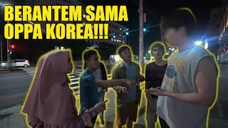 TES KEJUJURAN OPPA KOREA SAMPE BERANTEM - Social Experiment || KAPOK😭