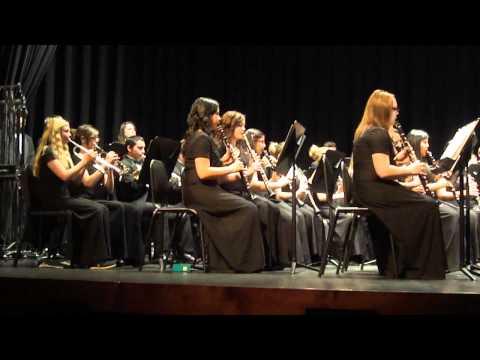 Van Buren Freshman Academy Concert 3-5-13
