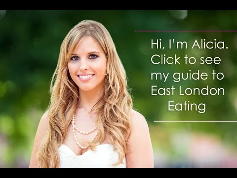 The Best Restaurants in London - Alicia Explores East London Eating