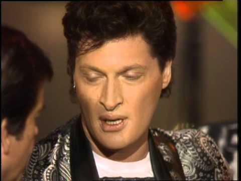 Clark Interviews Golden Earring American Bandstand 1984