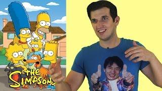 """""""Симпсоны"""" - обзор мультсериала"""