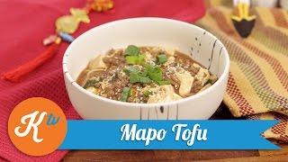 Resep Mapo Tofu   FEBRI RACHMAN